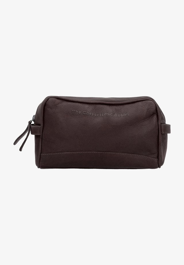 Trousse de toilette - brown