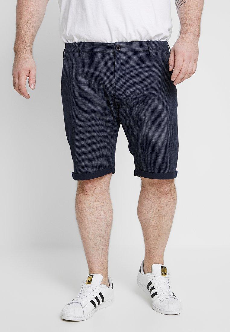 Duke - CALVIN - Shorts - navy