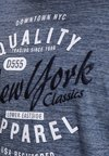 Duke - ALPHIN - Print T-shirt - denim