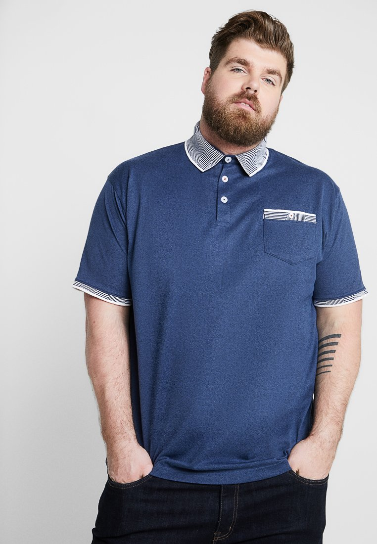 Duke - GEORGE - Polo shirt - navy