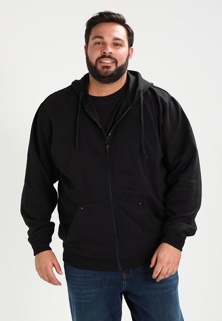 Duke - CANTOR - Zip-up hoodie - black