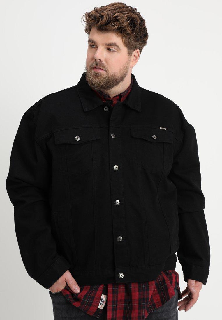 Duke - TRUCKER  - Denim jacket - black