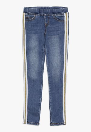 MAZY GLEE PANTS - Džíny Slim Fit - blue denim