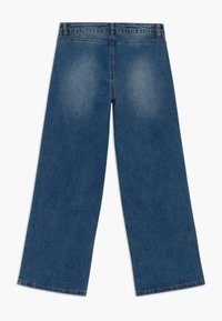 The New - ONINKA WIDE - Straight leg jeans - light blue denim - 1
