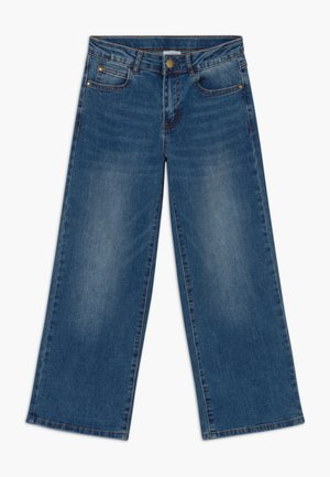 ONINKA WIDE - Straight leg jeans - light blue denim