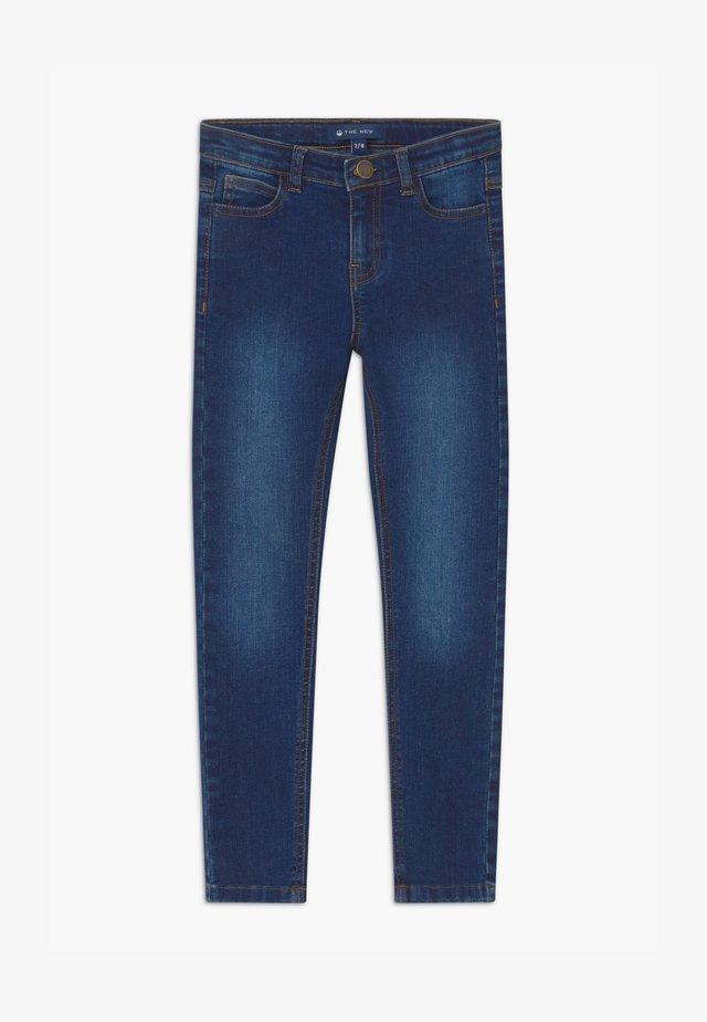 OSLO SUPER SLIM - Jeans Skinny Fit - dark blue