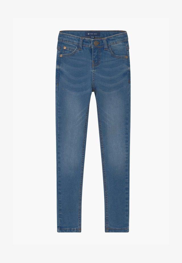 OSLO SUPER SLIM - Jeans Skinny Fit - blue denim