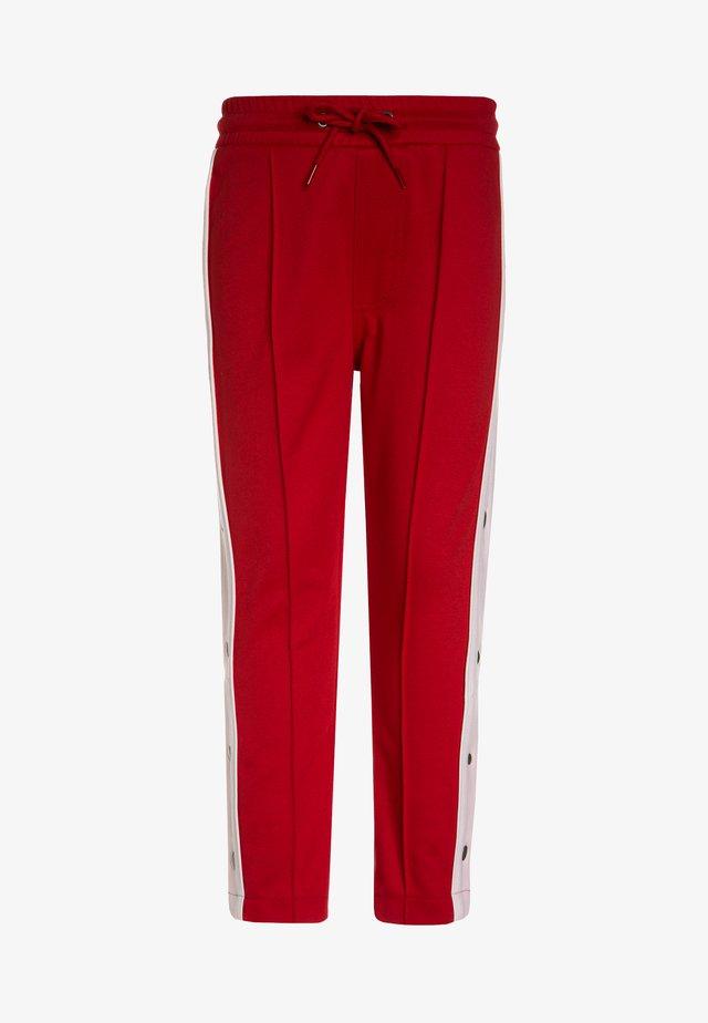 KELLY PANTS - Pantaloni sportivi - tomato