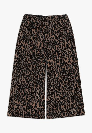 URBAN CULOTTES - Pantaloni - brown