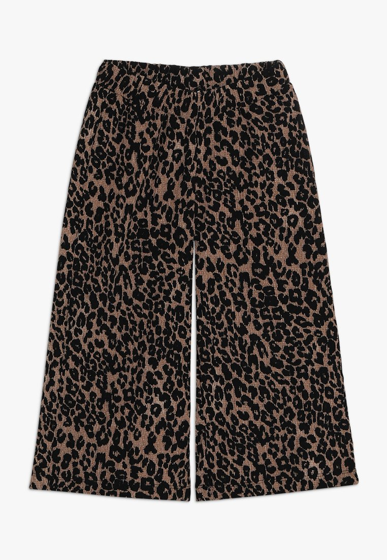 The New - URBAN CULOTTES - Stoffhose - brown