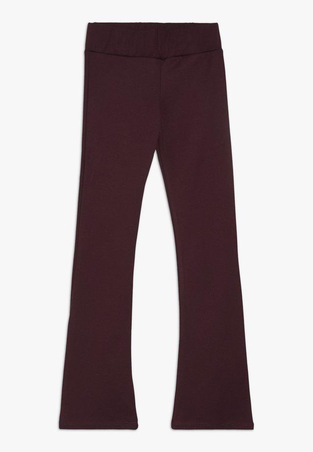 MYRA SCHOOL YOGAPANTS - Pantaloni - winetasting