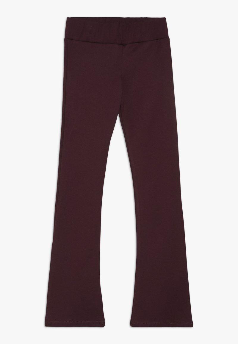 The New - MYRA SCHOOL YOGAPANTS - Pantalones - winetasting