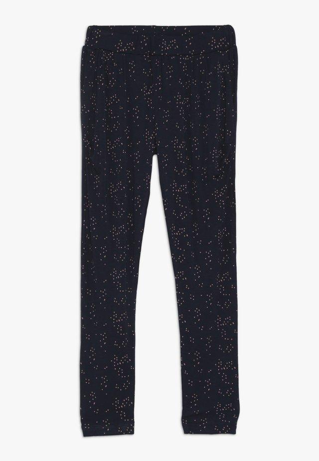 MANDY PANTS - Pantaloni sportivi - black iris