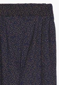 The New - OLIVIA PANTS - Trousers - black iris - 3