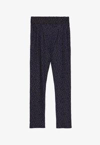 The New - OLIVIA PANTS - Trousers - black iris - 2