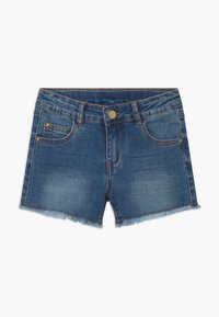 The New - AGNES - Denim shorts - light blue denim - 0