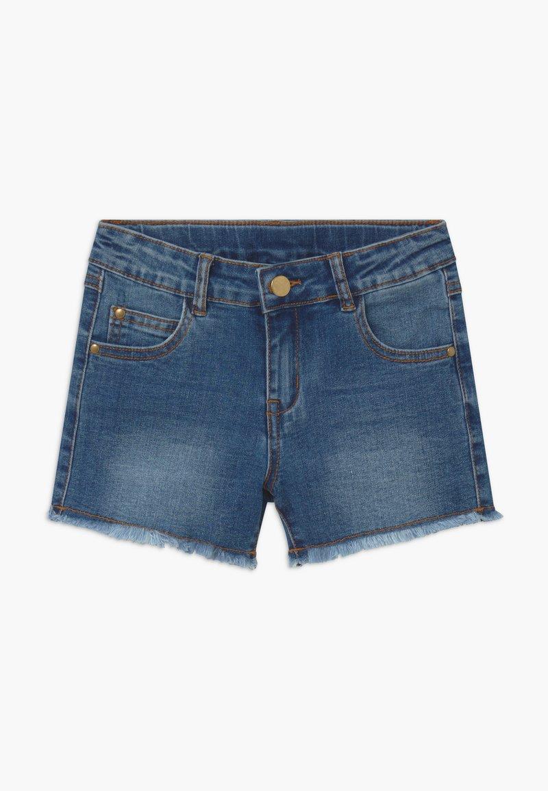 The New - AGNES - Denim shorts - light blue denim