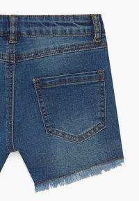 The New - AGNES - Denim shorts - light blue denim - 3