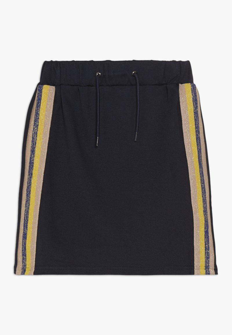 The New - MALLORY SKIRT - Mini skirt - black iris