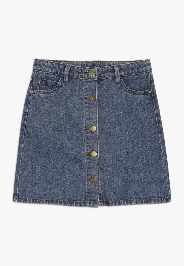 MARIZZA SKIRT - Gonna di jeans - blue denim