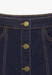 The New - ORVELLE SKIRT - A-line skirt - dark blue denim - 3