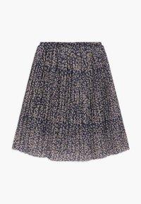 The New - OPRAH  - A-line skirt - black iris - 1