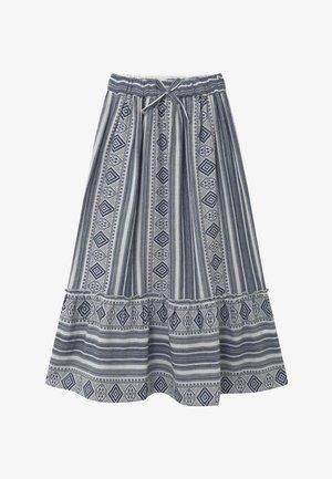 OCIE - Maxi skirt - dark blue