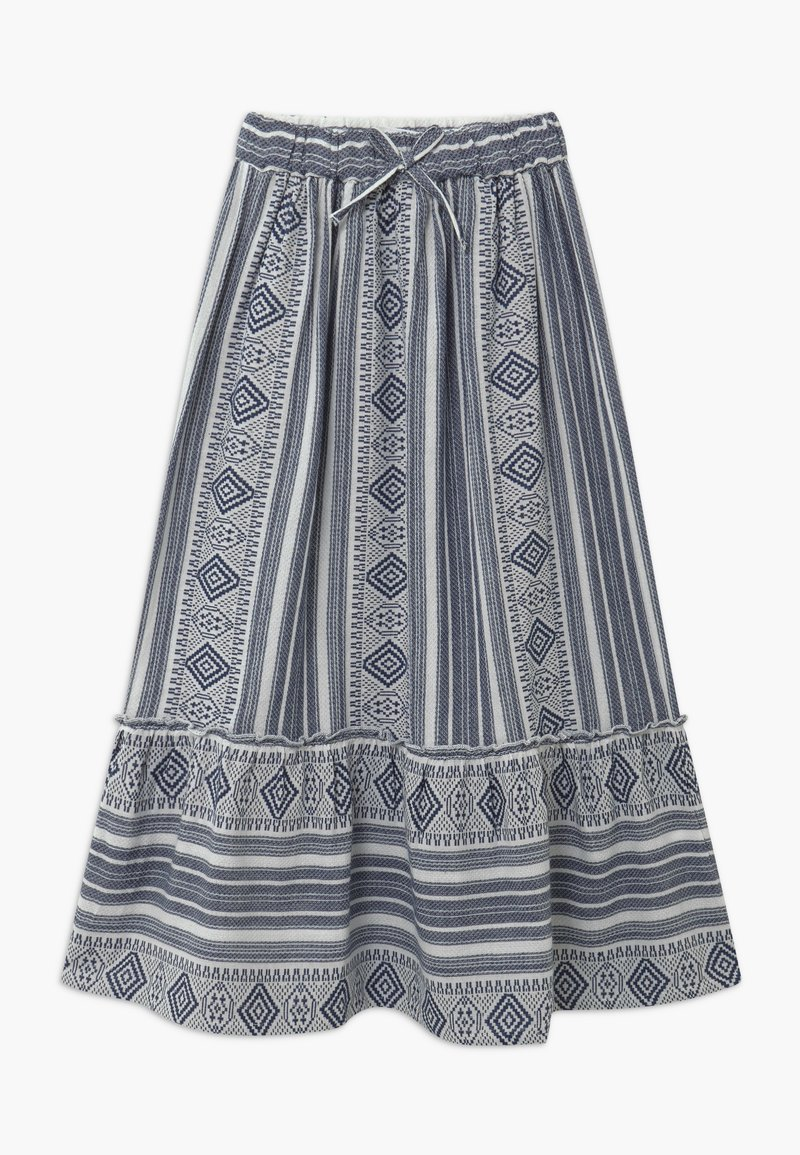 The New - OCIE - Maxi skirt - dark blue