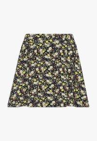 The New - ORCHID SKIRT - A-line skirt - dark blue - 0