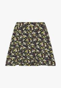 The New - ORCHID SKIRT - A-line skirt - dark blue - 1