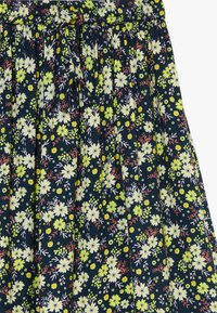 The New - OLGA SKIRT - Maxi skirt - black iris - 3