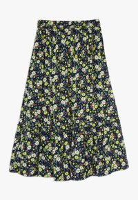 The New - OLGA SKIRT - Maxi skirt - black iris - 0