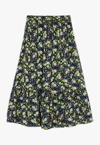 The New - OLGA SKIRT - Maxi skirt - black iris - 1