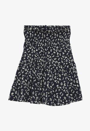 OLYAH SKIRT - Áčková sukně - black iris