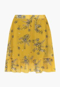 The New - PADDIE - A-line skirt - yellow - 1