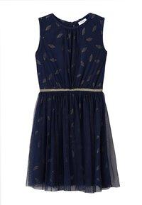 The New - ANN KRISTEL - Cocktail dress / Party dress - black iris - 0