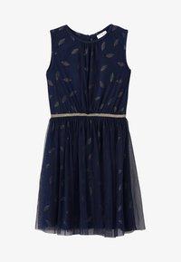 The New - ANN KRISTEL - Cocktail dress / Party dress - black iris - 3