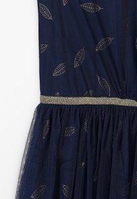 The New - ANN KRISTEL - Cocktail dress / Party dress - black iris - 4