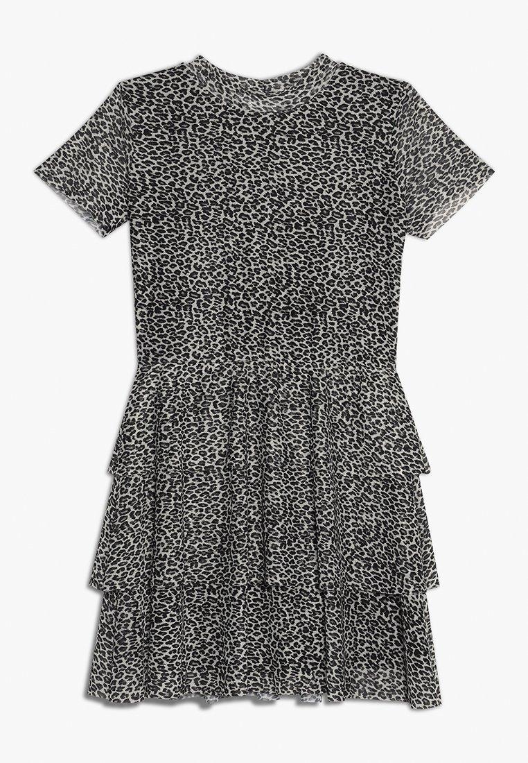 The New - KLARA DRESS - Vestido informal - leopard