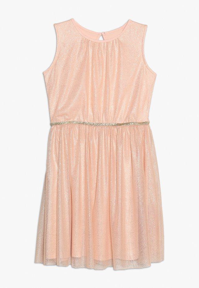 ANNA DRESS - Cocktail dress / Party dress - peach fuzz