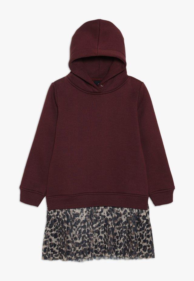 MIRA SCHOOL DRESS - Korte jurk - winetasting