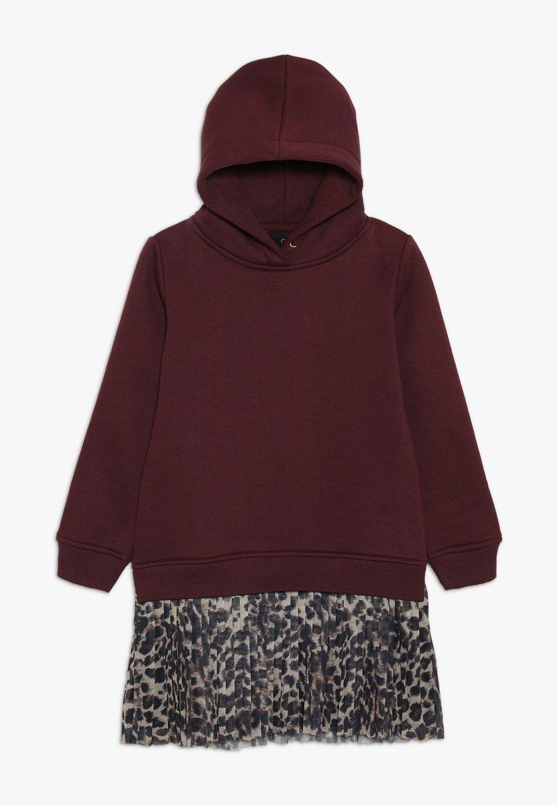 The New - MIRA SCHOOL DRESS - Denní šaty - winetasting