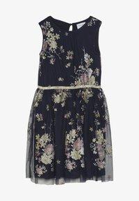 The New - ANNA NESSA DRESS - Koktejlové šaty/ šaty na párty - navy blazer - 3
