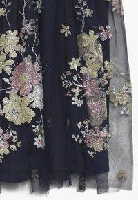 The New - ANNA NESSA DRESS - Koktejlové šaty/ šaty na párty - navy blazer - 2