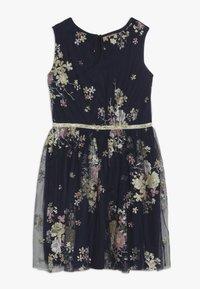 The New - ANNA NESSA DRESS - Koktejlové šaty/ šaty na párty - navy blazer - 1