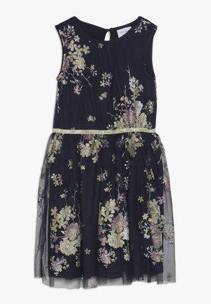 ANNA NESSA DRESS - Cocktailklänning - navy blazer