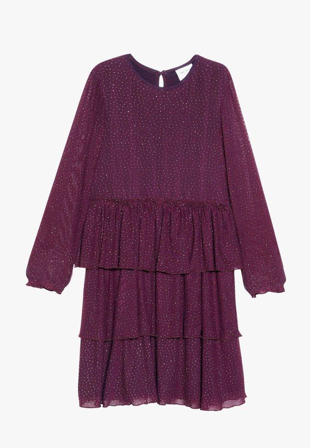 MAISE DRESS - Korte jurk - winetasting
