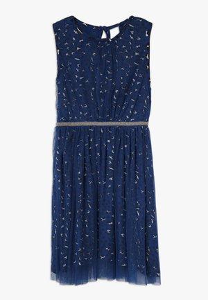 ANNA MARY DRESS - Robe de soirée - black iris