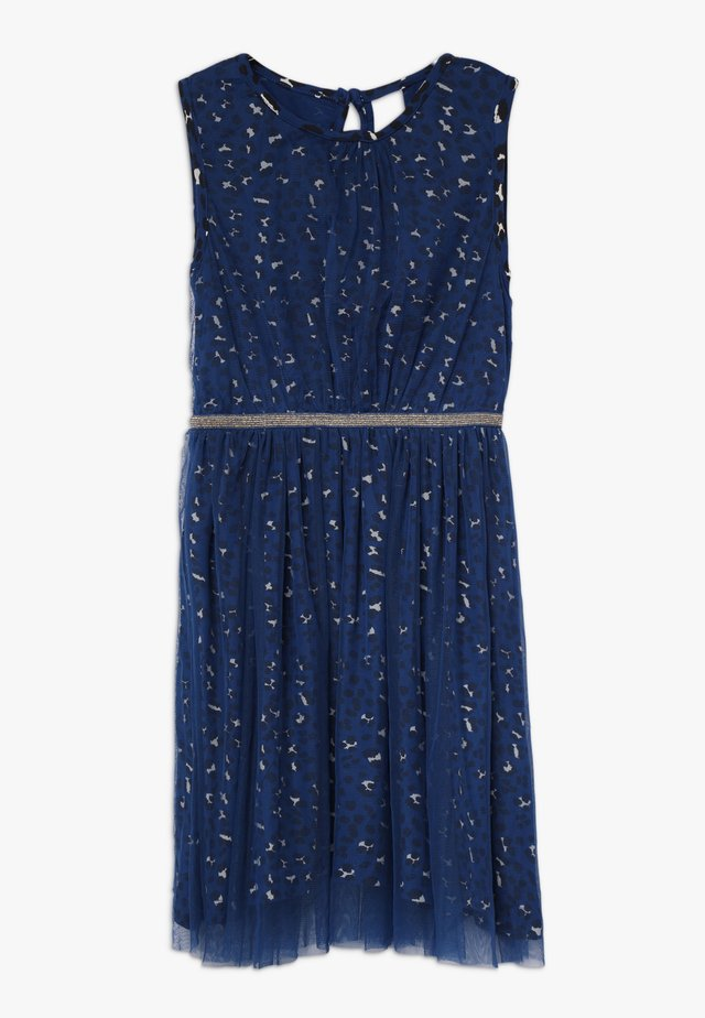 ANNA MARY DRESS - Cocktail dress / Party dress - black iris