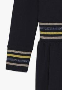 The New - MALLORY DRESS - Jerseykleid - black iris - 2